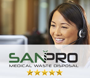 Sanpro Award Winning Customer Service