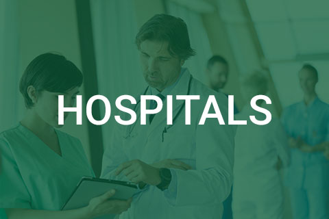 Hospitals medical waste disposal